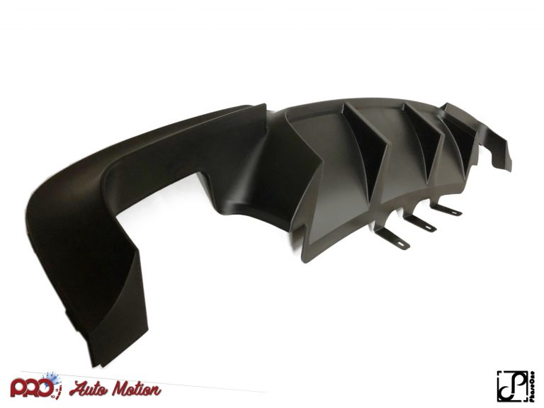 2011-2016 BMW F10 5 Series VSX Rear Diffuser