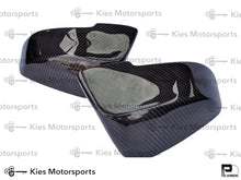 Load image into Gallery viewer, 2013-2016 BMW F10 LCI 5 Series Performance Style Carbon Fiber Mirror Covers