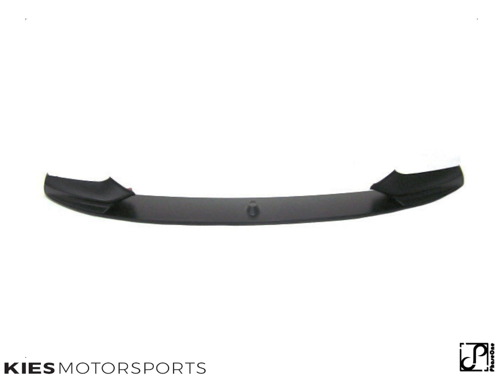 2011-2016 BMW F10 5 Series Performance Style Front Lip - Kies Motorsports