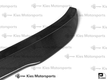 Load image into Gallery viewer, (Pre-Order) 2012-2018 BMW F30 3 Series / 2014+ F80 M3 Carbon Fiber PSM Style High Kick Trunk Spoiler - Kies Motorsports