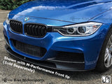 2012-2018 BMW F30 3 Series M Sport Style Front Bumper Conversion