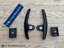 Load image into Gallery viewer, Kies Motorsports Aluminum Paddle Shifter Extensions (Fits: F10, F15, F25, F20, F30, F32, F34, F80, F82, M3, M4, M5, M6) - Kies Motorsports