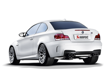 Load image into Gallery viewer, Akrapovic 11-12 BMW 1 Series M Coupe (E82) Slip-On Line (Titanium) (Req. Tips)