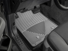 Load image into Gallery viewer, WeatherTech 99 BMW M3 Convertible Front Rubber Mats - Grey