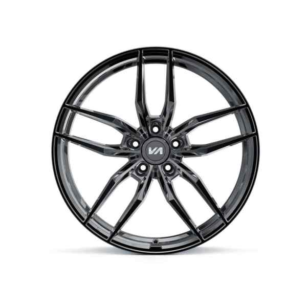 Variant Krypton (Super Black Chrome) Wheels - Kies Motorsports