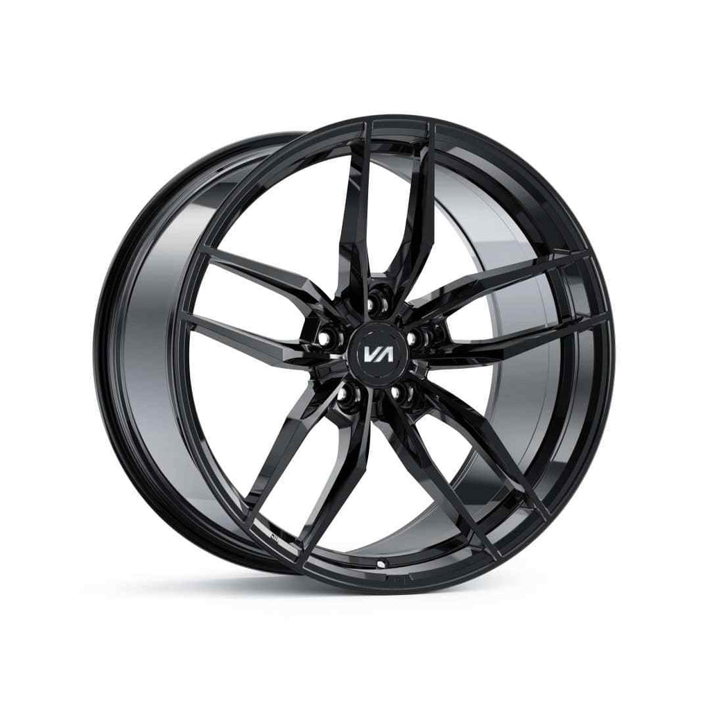 Variant Krypton (Super Black Chrome) Wheels