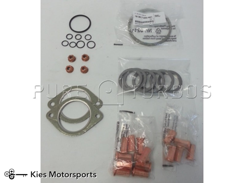 PURE N54 & N55 Turbo Installation Kit