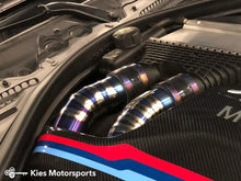 Load image into Gallery viewer, RK Titanium BMW F80 / F82 (M3 / M4) Charge Pipe Kit - Kies Motorsports