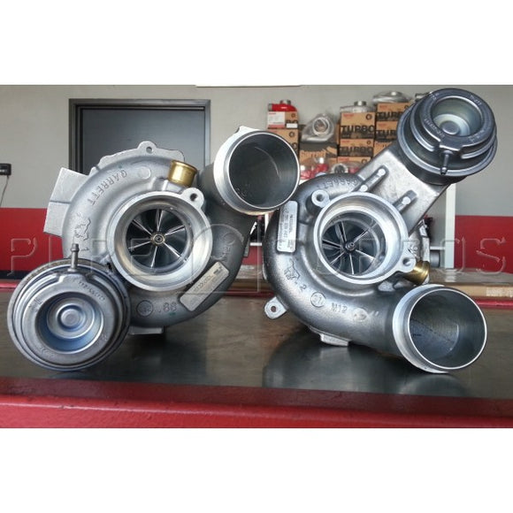 PURE S63/S63tu Stage 1 Upgrade Turbo