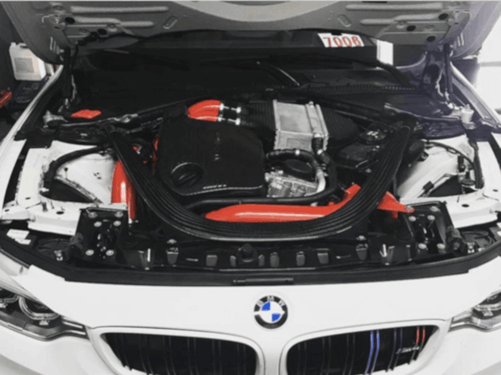 (Backordered) VRSF Charge Pipe Upgrade Kit 2015-2018 BMW M3 & M4 F80 F82 F87 S55