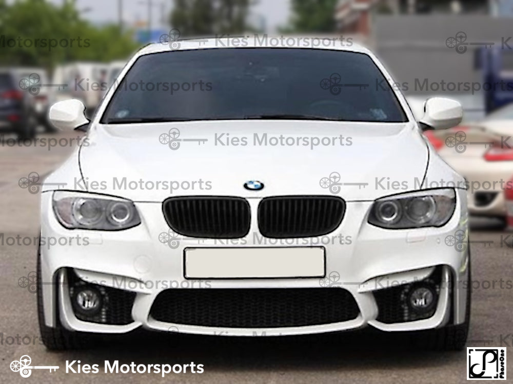 2009-2011 BMW E92 / E93 LCI 3 Series M4 Style Front Bumper Conversion