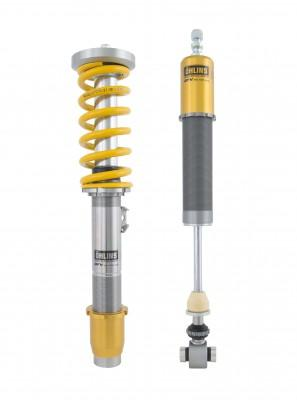 BMU MR41 Road & Track Coilover Suspension for the F87 M2, F82 M4, and F80 M3 - Kies Motorsports