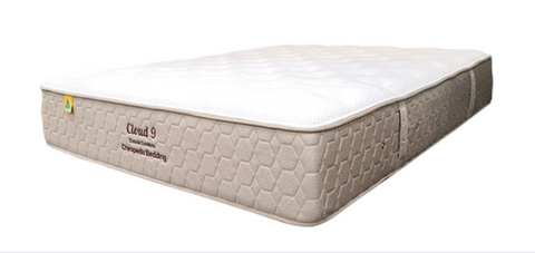Cloud 9 mattress chiropedic