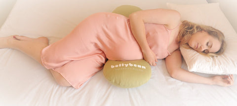 Bellybean pregnancy pillow