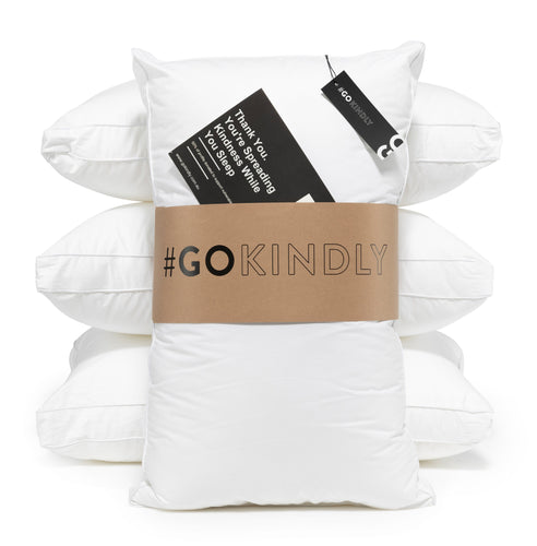 4 Pack of signature pillows