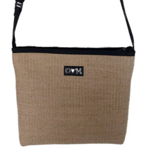 Jute20-Jute Purse Larger Size