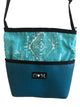 Dark Teal Purse