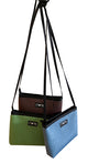 Cosmo Green Crossbody Purse