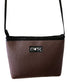 Cosmo Brown Crossbody Purse