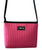 Pink Cross Body Bag- Cosmo Pink
