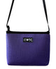 Cosmo Purple Crossbody Purse