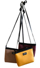 Yellow Cross Body purse- Cosmo