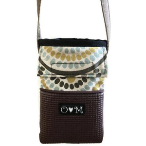 Crossbody Purse With Water Bottle Bag