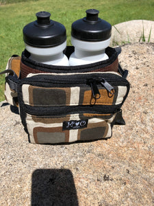 Hiker-fanny pack black