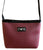 Maroon Cosmo Crossbody Purse