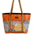 Orange Tote-Molly bloom
