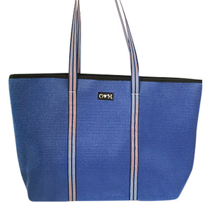 Merle Royal Blue Medium Tote Bag