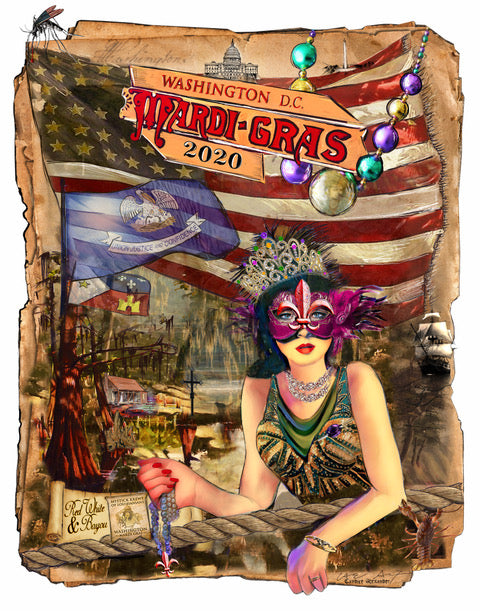 Washington DC Mardi Gras Commission