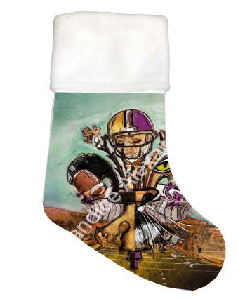 Saints and LSU Combo