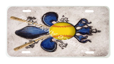 Softball - Blue