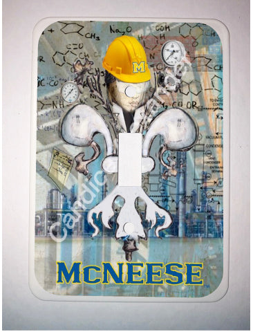 McNeese Chemical Engineer