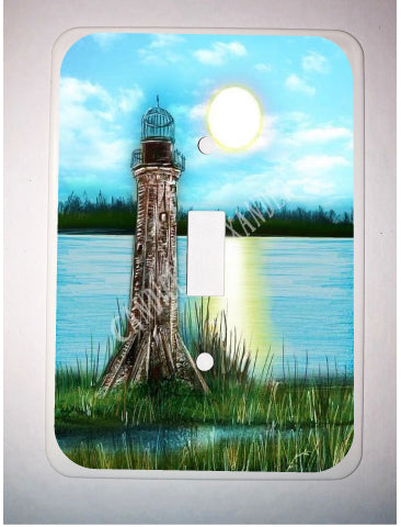 Sabine Lighthouse