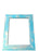 Distressed Tiffany Blue Frame