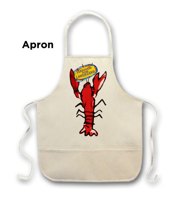 Hannah From Louisiana: Adventures at Steamboat Bills Apron