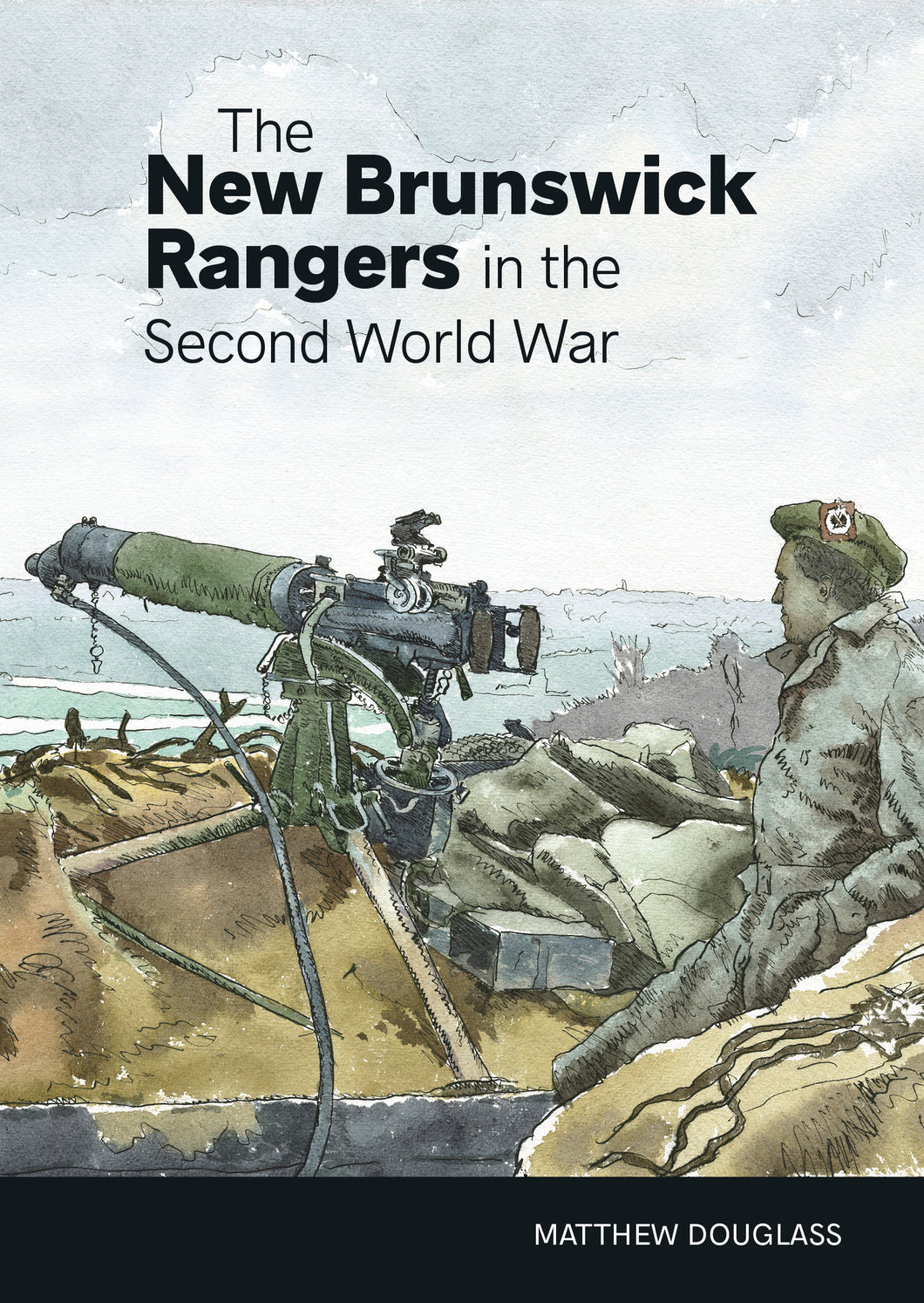 New Brunswick Rangers in the Second World War