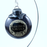 Darkness Powder Potion Ornaments for your Yuletide decorating.