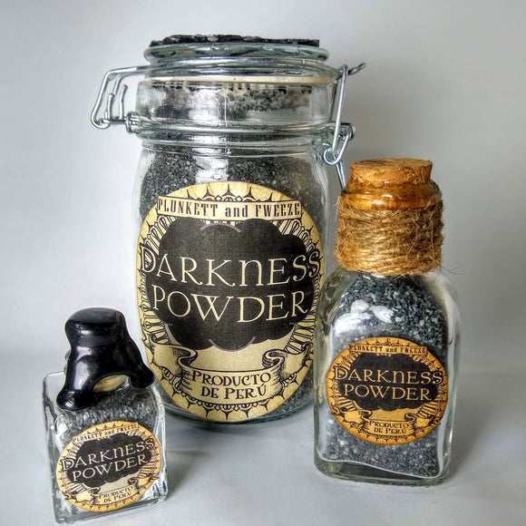 Peruvian Darkness Powder