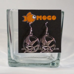 Mocking Jay Earrings