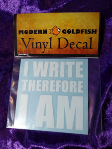 Decals for writers