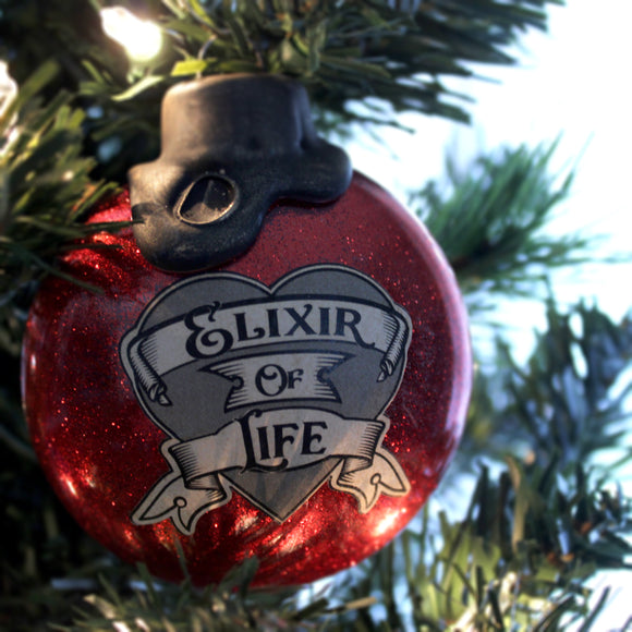 Elixir of Life Potion Ornaments for your Yuletide decorating.