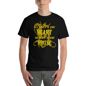 Heart Not House - Hufflepuff
