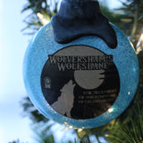Wolfsbane Potion Ornaments for your Yuletide decorating.