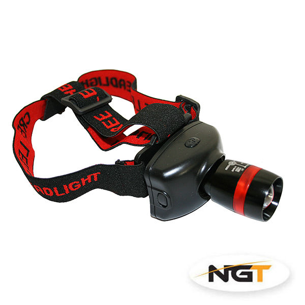 NGT Cree Q5 Headtorch