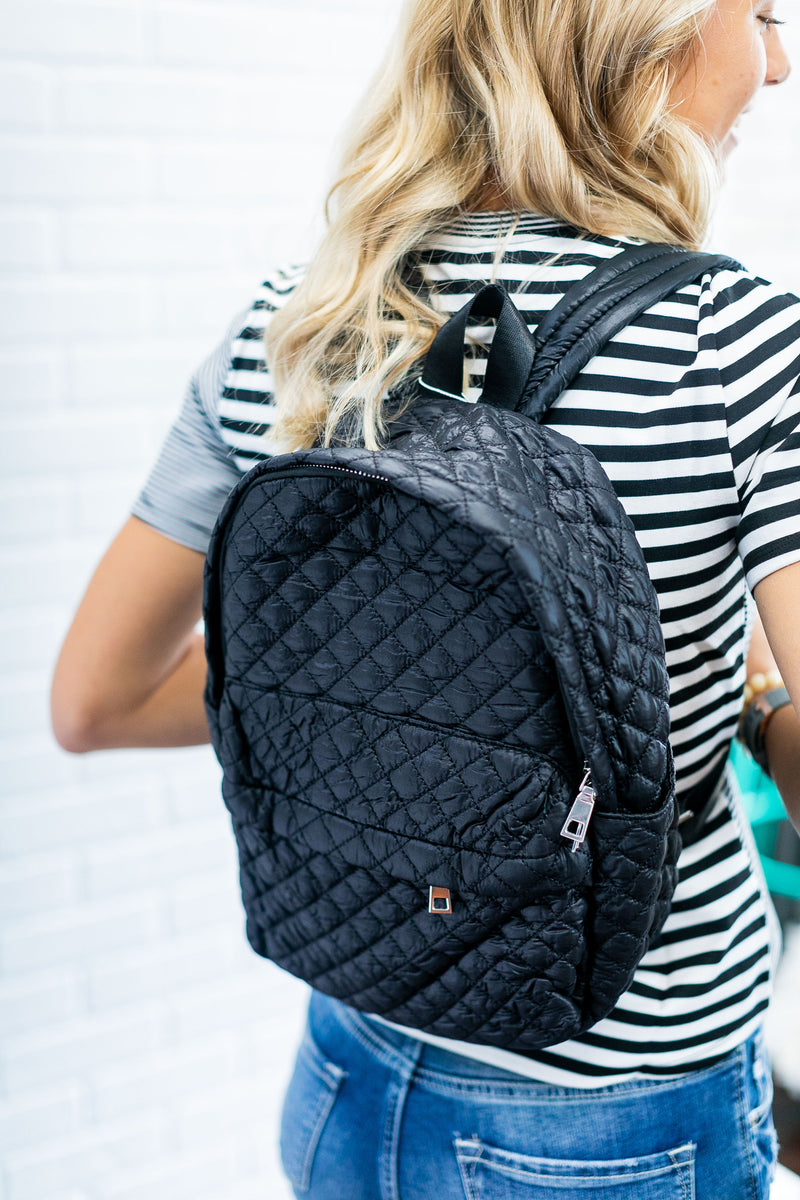The Backpack for the Busy Gal!