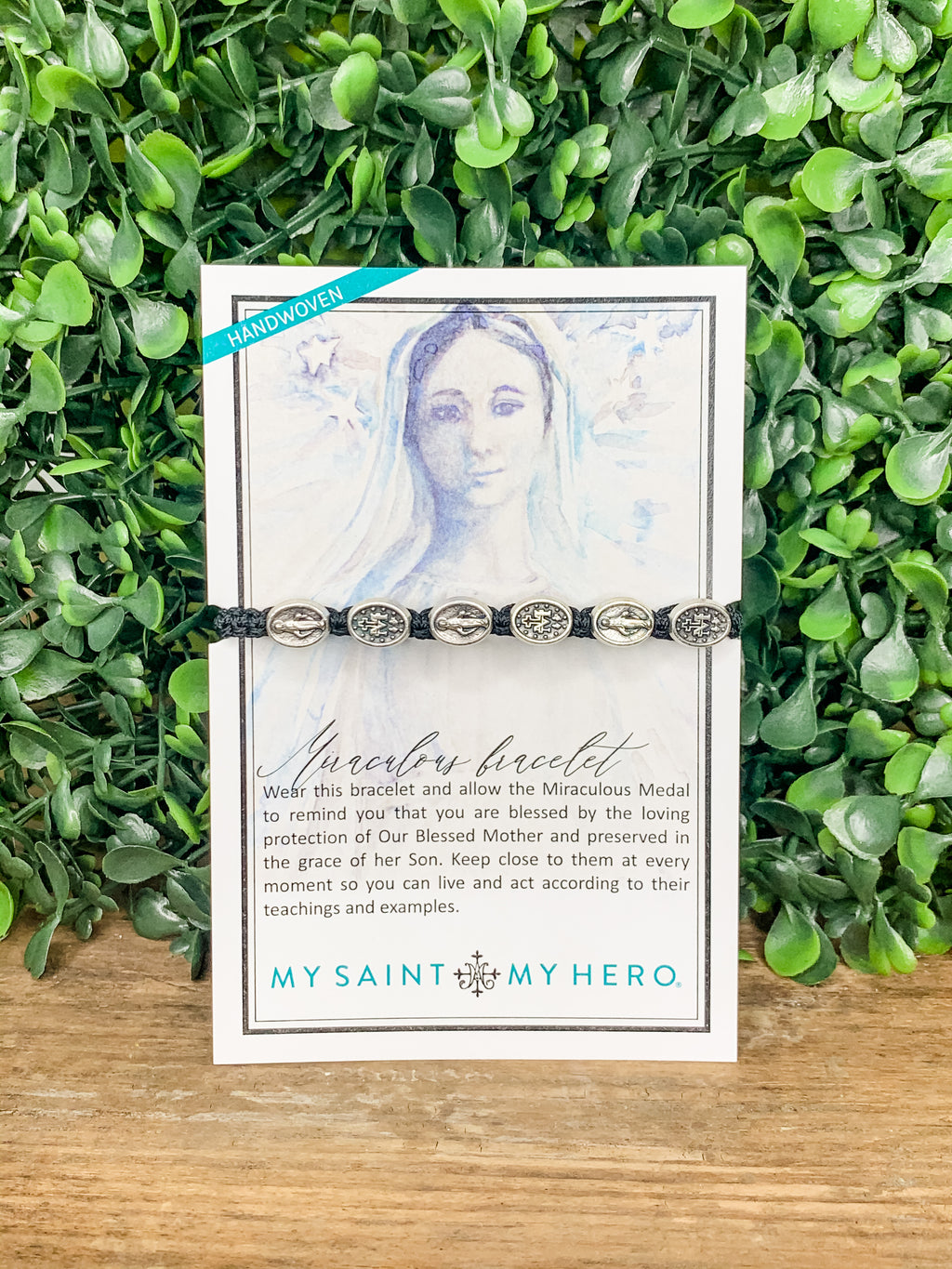 Miraculous Mary Blessing Bracelet