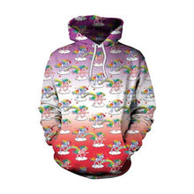 Load image into Gallery viewer, Unicorn Hoodies Sweatshirt for Women Autumn Winter